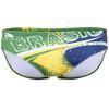 Turbo Brasil Miehet uimahousut , keltainen/vihreä